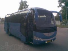 Заказ автобуса Кривой Рог