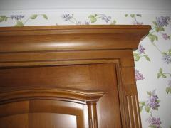 Обшивка деревянная для сейфа