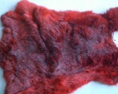 Покраска меха в Яготине