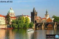 Горячий автобусный тур в Чехию