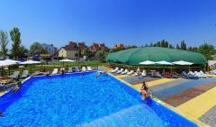 Отдых  на Черноморском побережье Коблево
