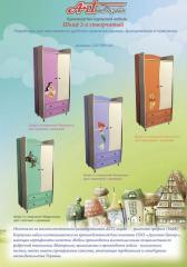 Корпусная мебель, Наружная реклама