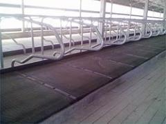 Installation of equipment stall