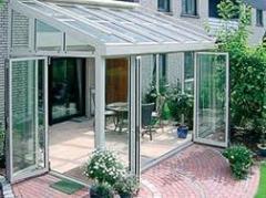 Design of winter gardens