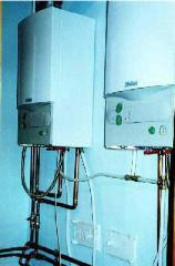 Проектирование и установка объектов теплообеспечения