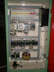 We perform works on installation and modernization