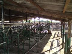 Installation of a summer camp