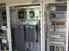 Repair, modernization of electric equipment of