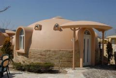 Частное строительство домов, купольные дома
