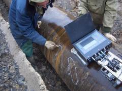 Ультразвуковой контроль основного металла и сварных швов