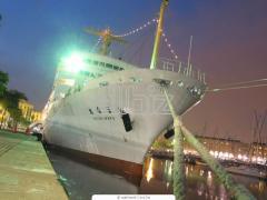 Технический осмотр и инспектирование морских судов