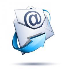 E-mail реклама.