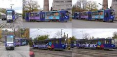 Размещение рекламы на транспорте в Киеве и