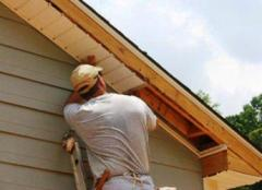 Filing of a roof to order