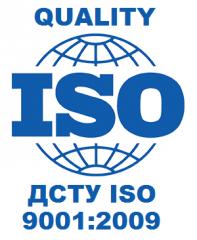 Сертификация ДСТУ ISO 9001:2009 в государственной системе