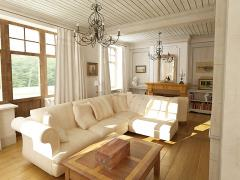 Дизайн интерьера в Херсоне. Проектирование загородных домов