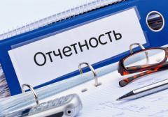 Подготовка и сдача отчетности в налоговую инспекцию в Донецкой области