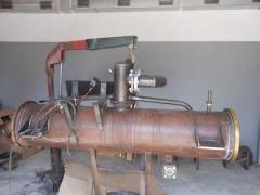 Изготовление и ремонт судового холодильного оборудования, компрессоров, агрегатов, конденсаторов