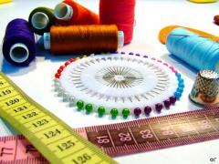 Услуги по ремонту одежды