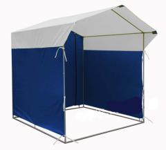 Пошив торговых палаток