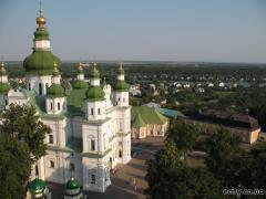 Святые обители Черниговщины