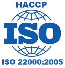 Сертификация безопасности пищевой продукции ISO 22000:2005 (HACCP)