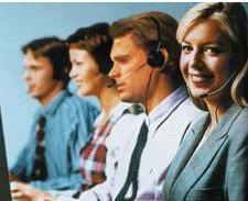 Телемаркетинг (продажи по телефону, ...