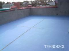 Гидроизоляция террас, балконов и др.