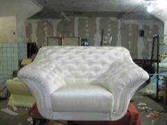 Виготовлення мяких меблів.