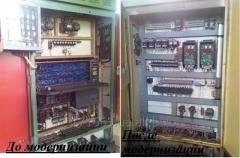 Модернизация промышленного оборудования.