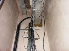 Монтажные кабельные работы