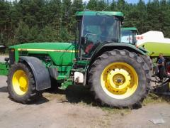 Трактора Джон дир оренда-продажа,обработка