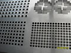 Services in cutting of sheet metal