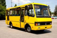 Продажа автобусов Еталон