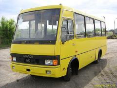 Ремонт автобусов Эталон, I-VAN. Гарантийный ремонт.
