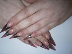 Моделирование ногтей, повышение квалификации.