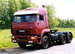 Rivet of tomozny pads of trucks in KIYEVE