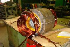 Repair of electric motors