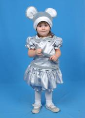 Hire, tailoring carnival suit for children
