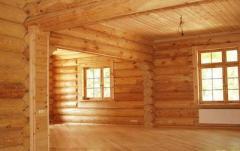 Устройство полов деревянных