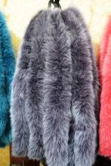 Tailoring of fur edges under the order