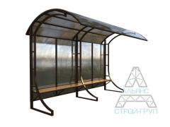 Изготовление автобусных остановок