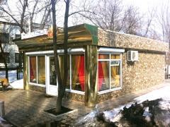 Строительство кафе и ресторанов
