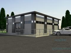 Строительство магазинов и минимаркетов