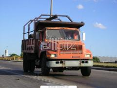 Services of the dump truck of 30 tons in Vinnytsia