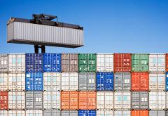 International container transpor