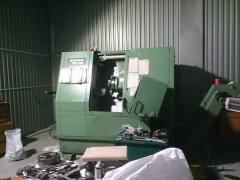 Turning works on ChPU