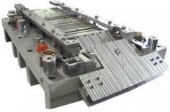 Изготовление штампов и пресс-форм по индивидуальному запросу заказчика