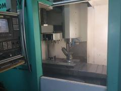 Machining on CNC machines