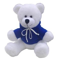 Tailoring of soft toys to order with logo of the